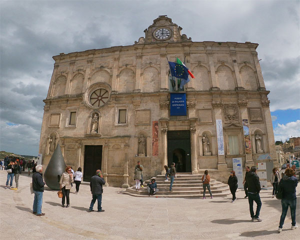 Riapre Palazzo Lanfranchi: un importante passo verso la riapertura dei musei