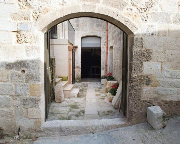 Esterno MOOM - Matera Olive Oil Museum
