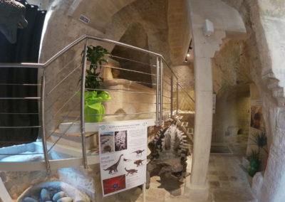 Museo Racconti in Pietra - Interni