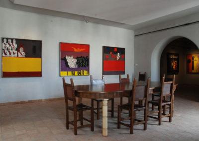 Casa di Ortega - Salone