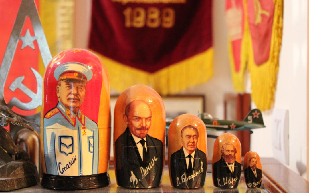 Matrioska sovietica