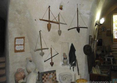 Museo Laboratorio della Civiltà Contadina - Attrezzi del conciapiatti