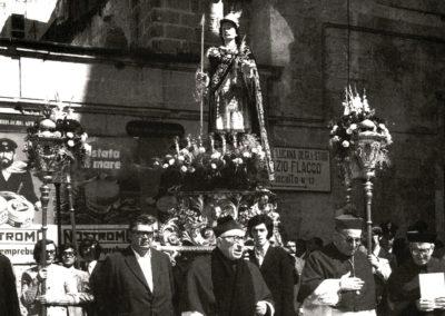 Processione di un tempo a Matera