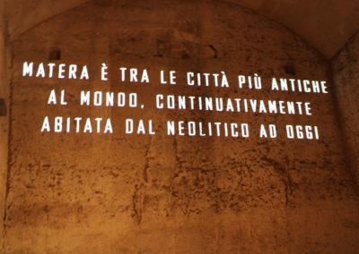 Matera, tra le più antiche del mondo