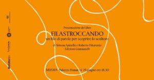 """Presentazione del libro """"Filastroccando"""" al Musma"""