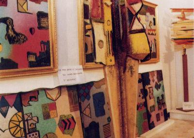 Museo d'Arte d'Oggi - del vivere e del non vivere - Opere varie