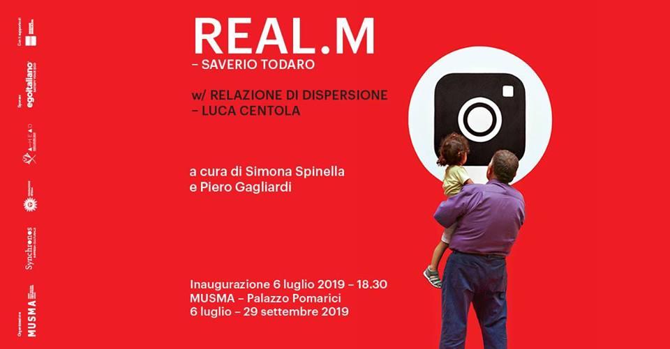 Real.m – Saverio Todaro /Relazione di dispersione – Luca Centola