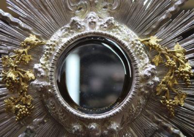 Opera di arte sacra ospitata presso il Mata di Matera