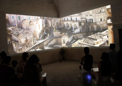Casa Noha - Frame del video I Sassi invisibili