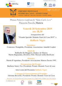 Premio Montale Fuori di Casa a Palazzo Lanfranchi