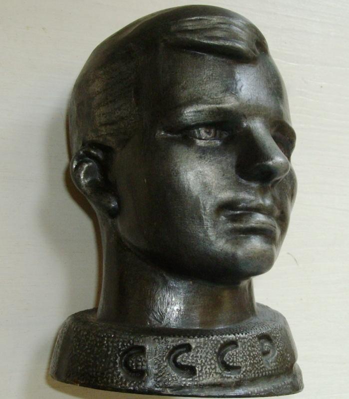 Busto di Yuri Gagarini