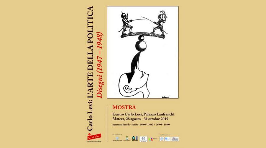 Carlo Levi: l'arte della politica in mostra a Palazzo Lanfranchi