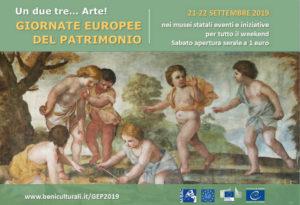 Giornate Europee del Patrimonio 2019 nei musei di Matera: eventi in programma
