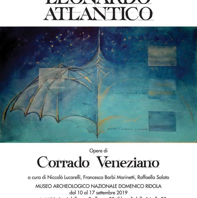 Leonardo Atlantico presso il Museo Ridola a Matera