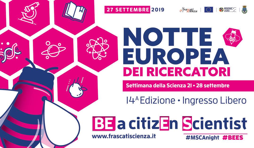 Notte Europea dei Ricercatori 2019 a Matera: iniziative di Ridola e Musma