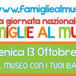 Giornata delle Famiglie al Museo 2019 - Iniziative nei musei materani
