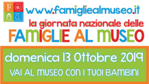 Giornata delle Famiglie al Museo 2019 – Iniziative nei musei materani