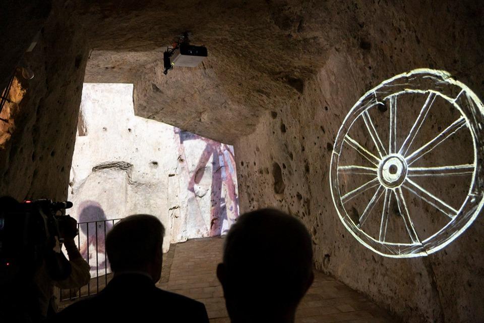 Parco della Storia dell'Uomo: inaugurato il Vicinato a Pozzo