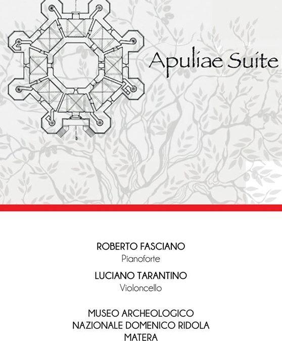 Presentazione cd Apuliae Suite al Museo Ridola