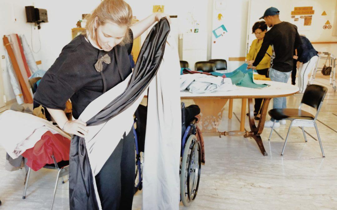 Tanto peggio, tanto meglio: la residenza artistica di Sandra Hauser al Musma