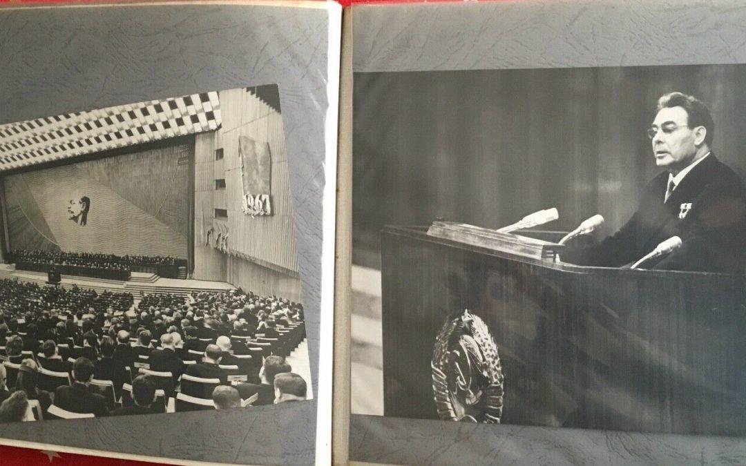 Un rarissimo album fotografico in esposizione presso il Museo del Comunismo di Matera