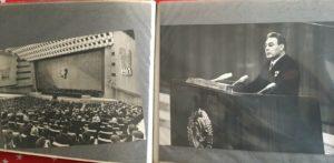 Album commemorativo del cinquantesimo Anniversario della Grande Rivoluzione d'Ottobre