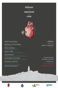 Libro-Atlante 1 – Matera la Secretissima camera de lo core a Palazzo Lanfranchi