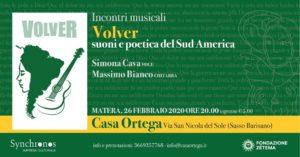 Casa di Ortega riapre con suoni e poetica del Sud America