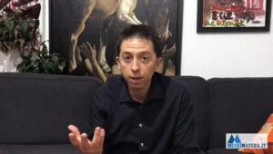 Mimmo Centonze, curatore del MUDIC di Matera