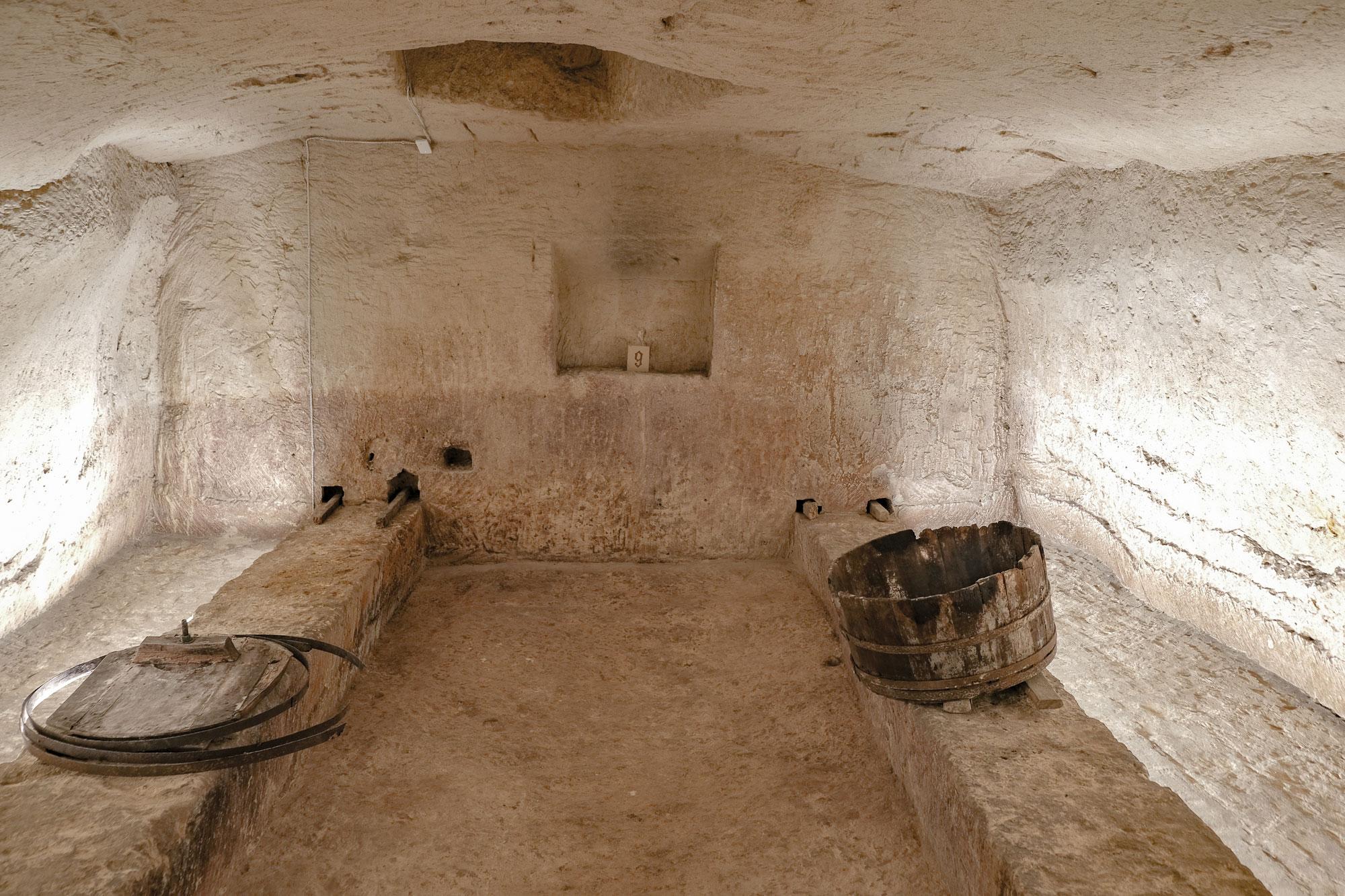 MuDeSca - Museo dello Scavo di Matera