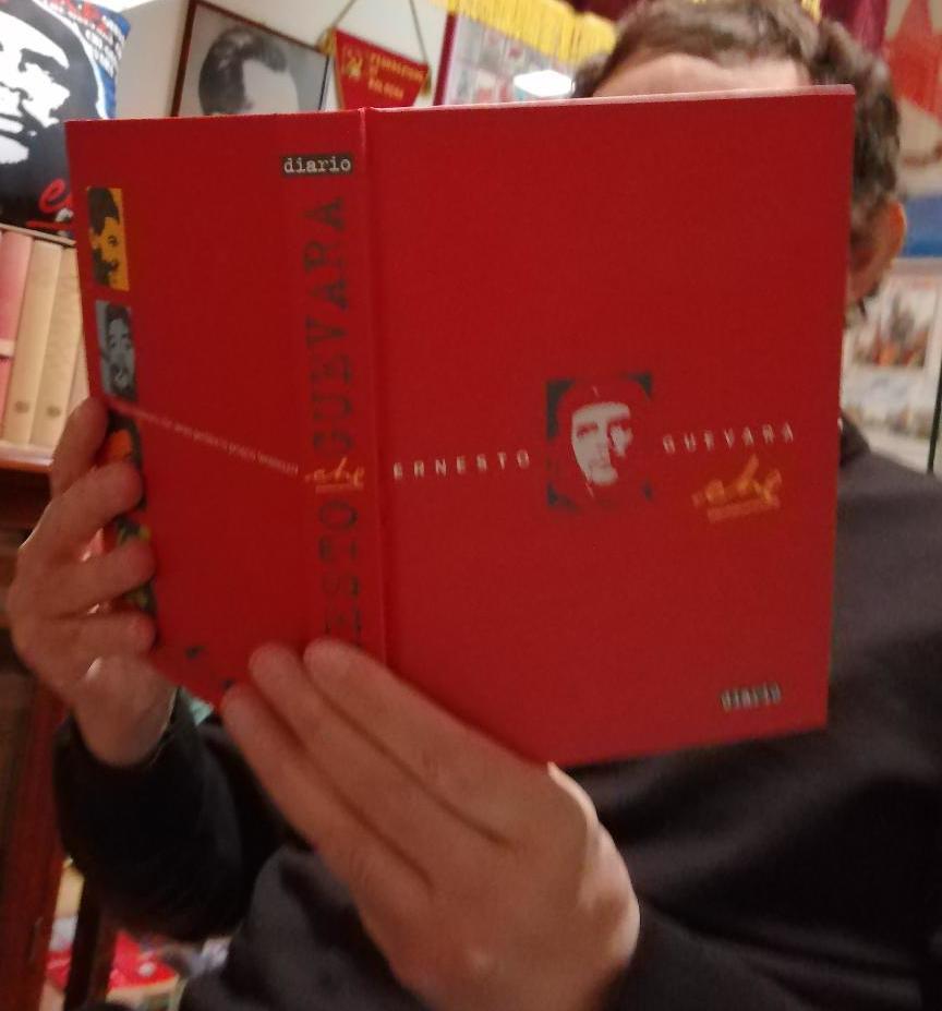 Francesco Calculli legge il Diario Rosso