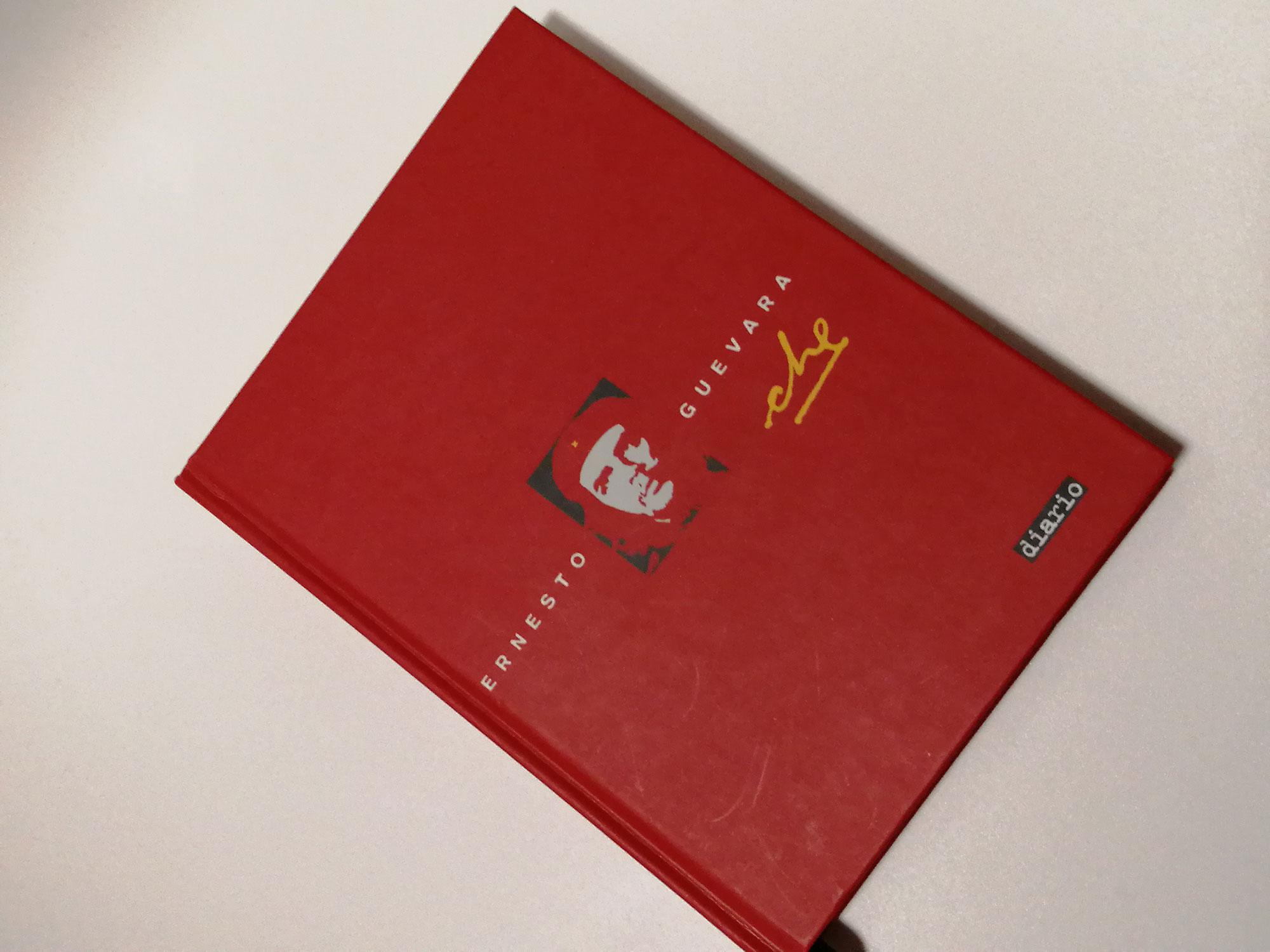 Il Diario Rosso di Che Guevara presso il Museo del Comunismo di Matera