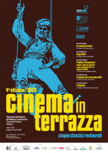 Cinema in Terrazza 2020 a Palazzo Lanfranchi