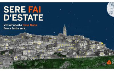 Sere FAI d'Estate 2020 a Casa Noha: gli eventi in programma