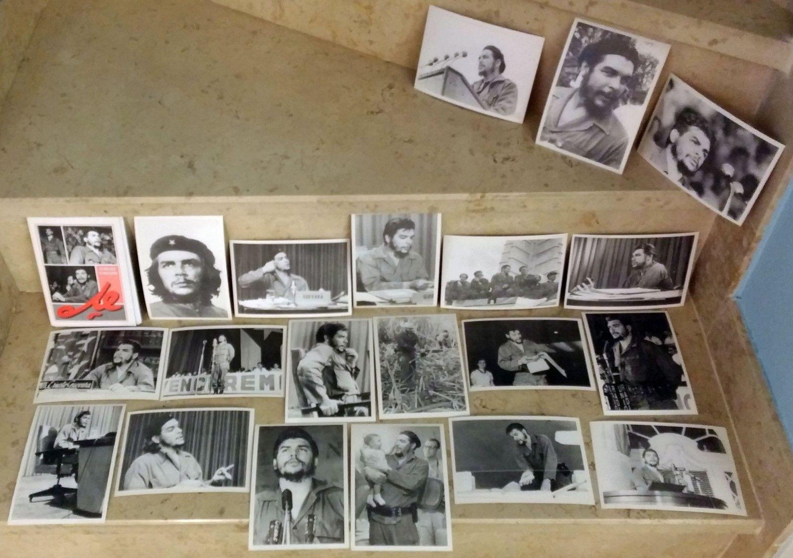 Foto del Che esposte presso la Casa Museo del Comunismo di Matera