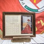 Centesimo anniversario della fondazione del PCI: due tessere originali del partito a Matera