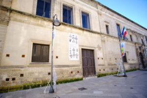 Ingresso del Museo Archeologico Ridola di Matera