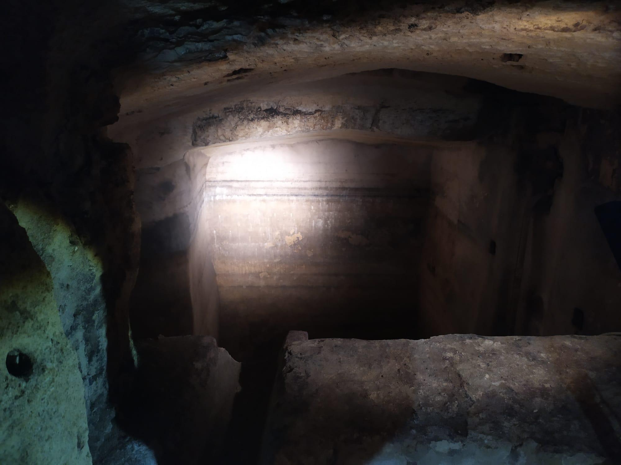 Cisterna di Palazzo Lanfranchi - Foto: Imma Di Cuia