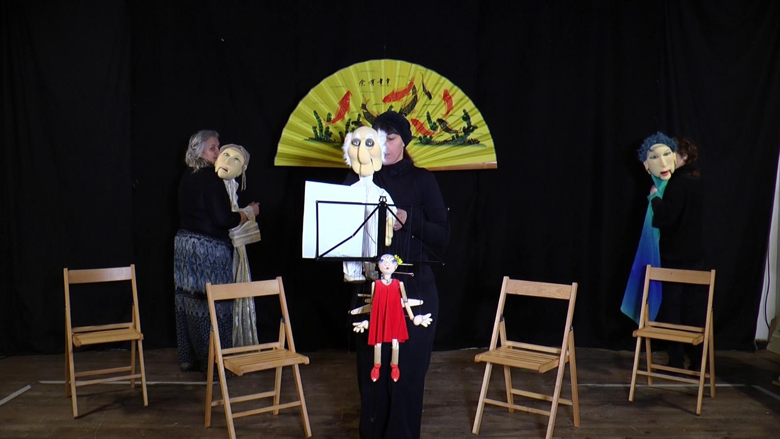 Frame di uno dei videoclip trasmessi durante la prima edizione del Dantedì