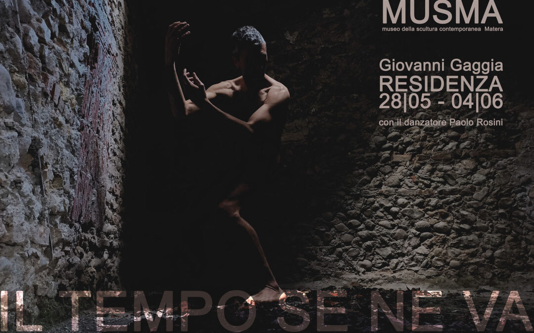 Nuova residenza artistica al MUSMA con Giovanni Gaggia