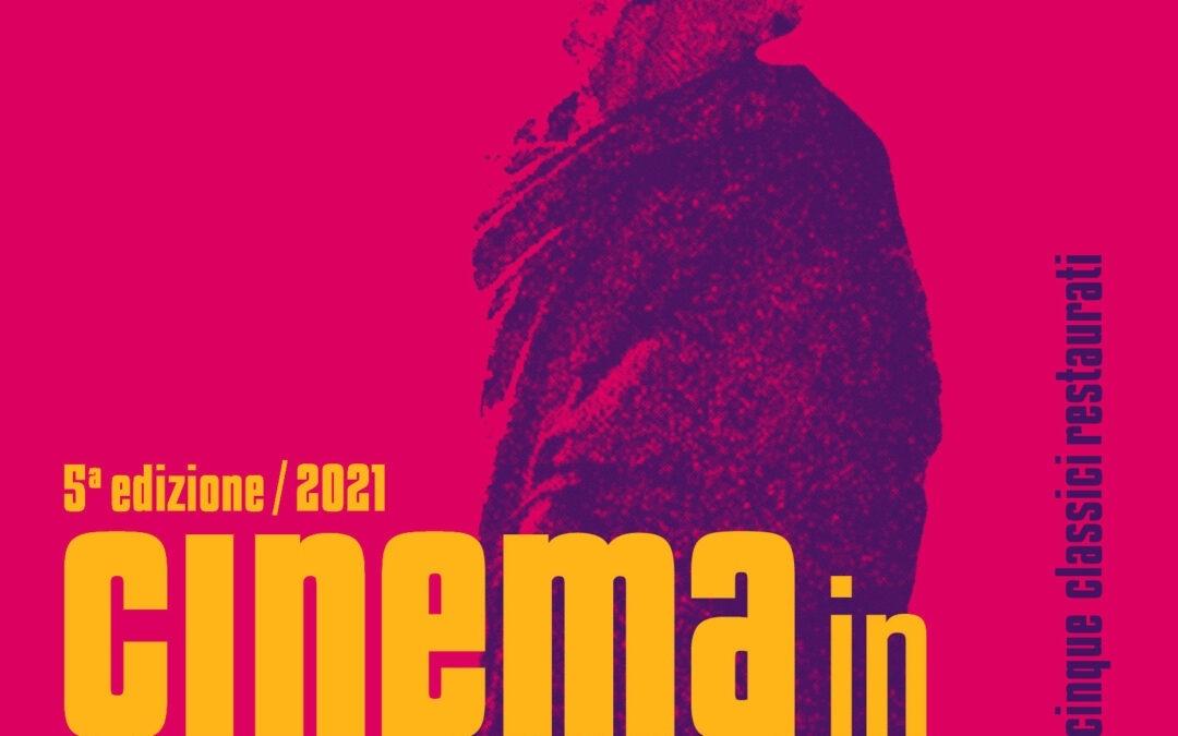 Cinema in Terrazza 2021 a Palazzo Lanfranchi