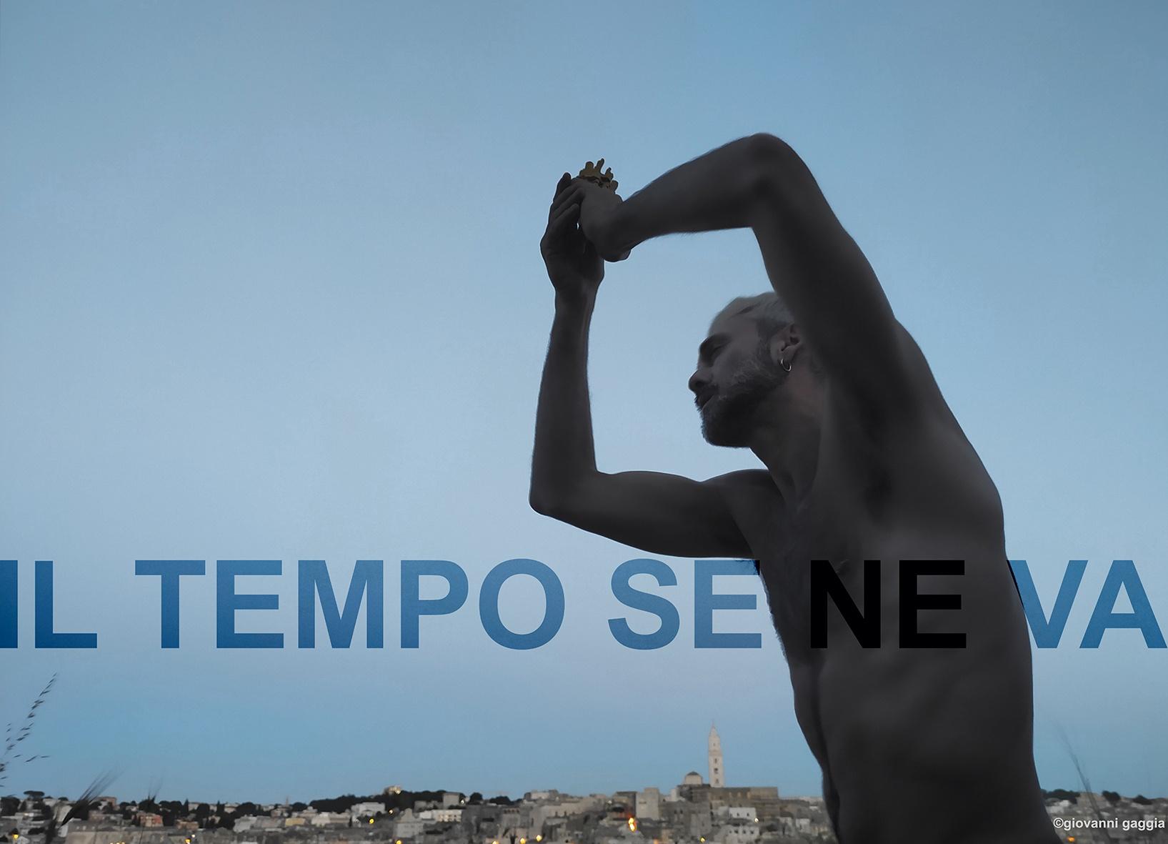 Il Tempo Se Ne Va - Performance di Giovanni Gaggia al Musma