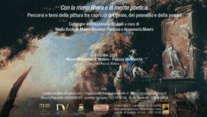 Con La Mano Libera - Convegno 8 e 9 ottobre 2021 a Palazzo Lanfranchi