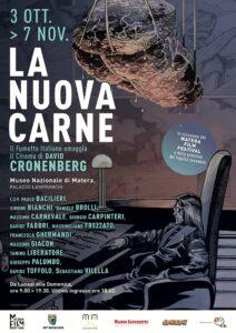 La Nuova Carne - Mostra a Palazzo Lanfranchi